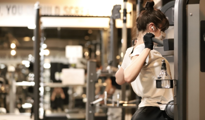 RETIO BODY DESIGN(レシオ・ボディ・デザイン)岡山市北区問屋町の24時間営業フィットネスジム トレーニング風景004