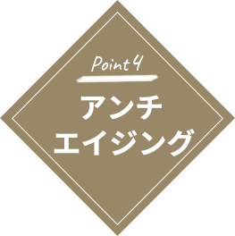 RETIO BODY DESIGN(レシオ・ボディ・デザイン)岡山市北区問屋町の24時間営業フィットネスジムのコラーゲンマシンポイント4 アンチエイジング