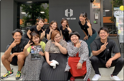 RETIO BODY DESIGN(レシオ・ボディ・デザイン)岡山市北区問屋町の24時間営業フィットネスジムOHK放送「金バク!」に出演しました