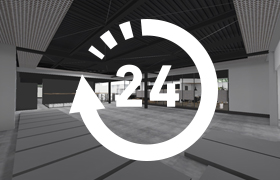 RETIO BODY DESIGN(レシオ・ボディ・デザイン)岡山市北区問屋町の24時間営業フィットネスジムは24時間マイペーストレーニング