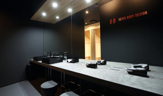 中区 東区のジム レシオ東岡山店 男性更衣室