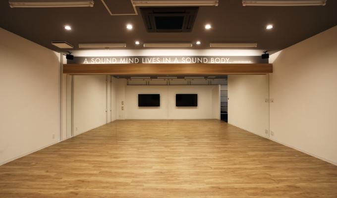 中区 東区のジム レシオ東岡山店 スタジオ